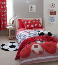 Soccer Bedding - TKTB