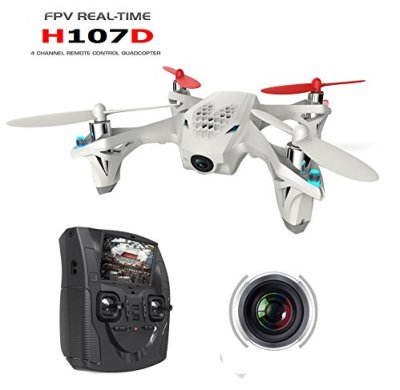 AICase-HUBSAN-H107D-X4-BNF-Live-Video-Mini-Quad-Copter-Drone-Quadcopter-with-FPV-Camera-Controller