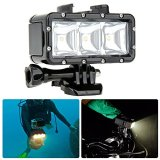 Andoer-Diving-Waterproof-Dimmable-Video-Light-Mini-LED-Fill-Light-Selfie-Light-Spotlight-with-Quick-Release-Buckle-Mount-Screw-Wrench-for-GoPro-SJCAM-Dazzne-P2-Xiaomi-Yi-Camera-30m-Underwater
