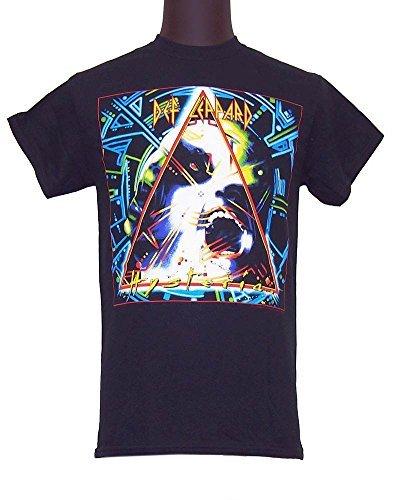 ( デフレパード ) DEF LEPPARD / HYSTERIA オフィシャル Tシャツ Sサイズ