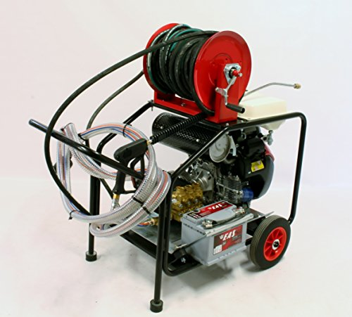 Best Deal Honda Gx690 3000 psi 30 litre jetwasher with 30 Meter Hose