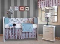 The Baby Crib Bedding - Bedding Set for Boy: Kathy Ireland ...