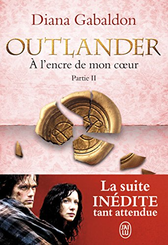 Outlander, Tome 8 : A lencre de mon coeur