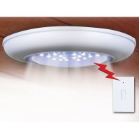 Sierra Tools JB5571 Battery-Operated Ceiling/Wall Light ...