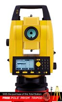 Leica-Builder-405-5-Reflectorless-Total-Station