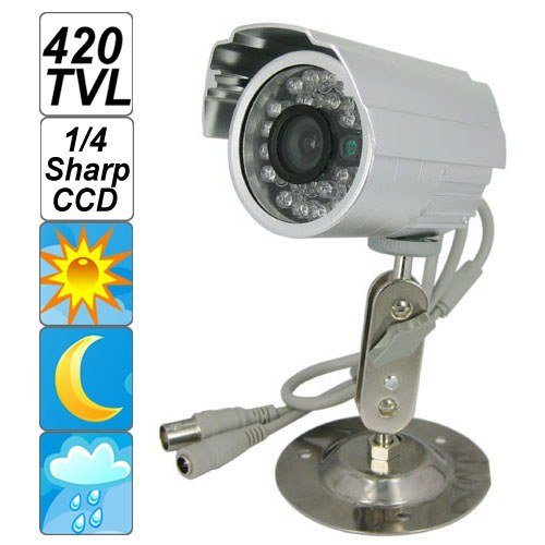 Best Buy Samsung SEB-1005R Weatherproof Night Vision Camera with