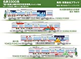 TP6 名鉄3300系徳川家康公顕彰四百年記念事業