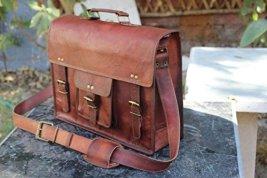 HLC-Vintage-Leather-Laptop-Bag-15-Messenger-Handmade-Briefcase-Crossbody-Shoulder-Bag