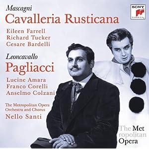 Mascagni's Cavalleria Rusticana and Leoncavallo's Pagliacci