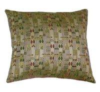 Amazon.com - 18x20 Purple, Green, Tan Chenille Decorative ...