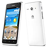 Huawei Ascend Y530, 4GB, Factory Unlocked GSM Android Smartphone - White