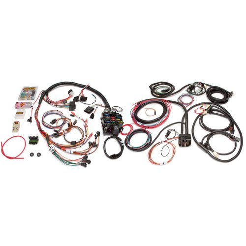 Big Top Cheap Painless Wiring 10150 21 Circuit Direct Fit Jeep CJ