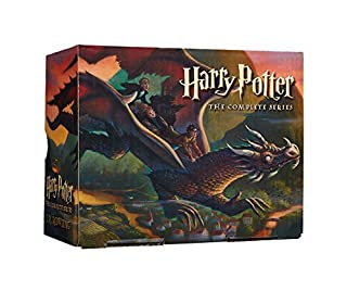 """Now for the first time ever, J.K. Rowling's seven bestselling Harry Potter books are available in a stunning paperback boxed set! The Harry Potter series has been hailed as """"one for the ages"""" by Stephen King and """"a spellbinding saga' by USA T..."""