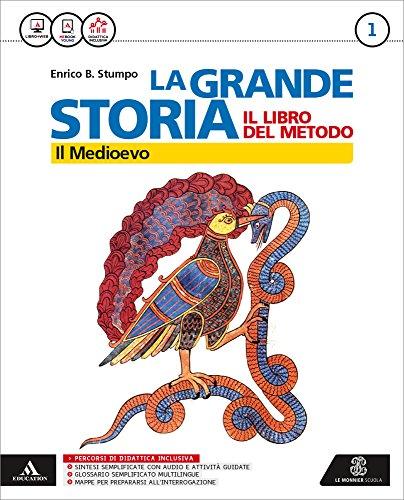 La grande storia. Atlante-Cittadinanza-Storia antica. Con e-book. Con espansione online. Per la Scuola media: 1