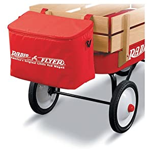 Amazon Com Radio Flyer Cooler Pack Accessory Toys Games - Coole Sportwagen