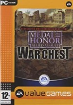 Games Medal Of Honor Allied Assault Warchest EA Value Games PC