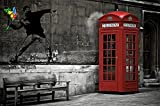 Comprar Cabina telef�nica roja Londres Ingl