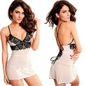 LEADO-Sexy-Lace-Erotic-Stretch-See-Through-Babydoll-Lingerie-Set-for-Women