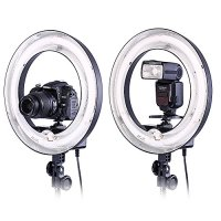 "Neewer Camera Photo Video 14""Outer 10""Inner 400W 5500K ..."
