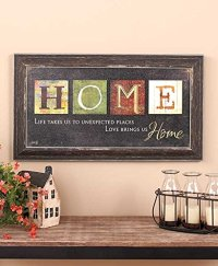 Home Country Primitive Americana Inspirational Wall Art ...