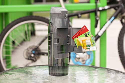 Kangaroo Gym Water Bottle Secret Storage Durable And
