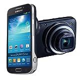 Samsung Galaxy S4 Zoom SM-C105L Black Factory Unlocked Smartphone