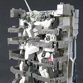 MG 1/100 RX-0 ユニコーンガンダム HDカラー + MSCAGE (機動戦士ガンダムUC)