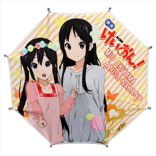 映画「けいおん!」 澪&あずさ卓上ミニ傘