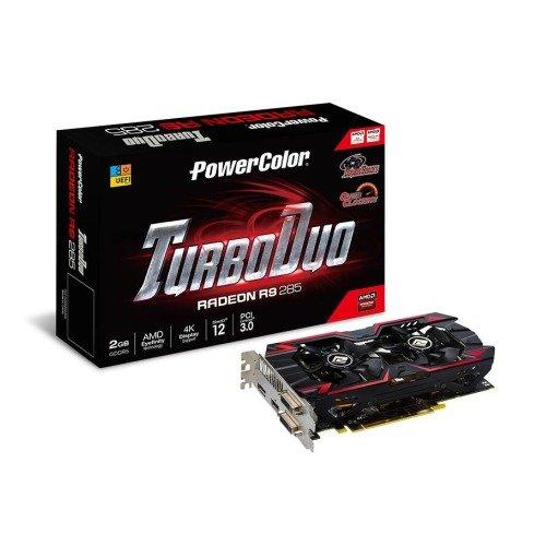 PowerColor社製 AMD Radeon R9 285 GPU搭載ビデオカード AXR9 285 2GBD5-TDHE