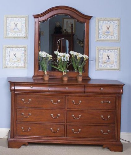 Image of 493 Cambridge Court 8 Drawer Dresser by Legacy Classic Kids (B002YPPA1I)