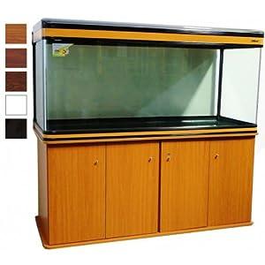 BIRCH 520L Cabinet Aquarium Fish Tank Tropical / Marine 153cm 5ft with