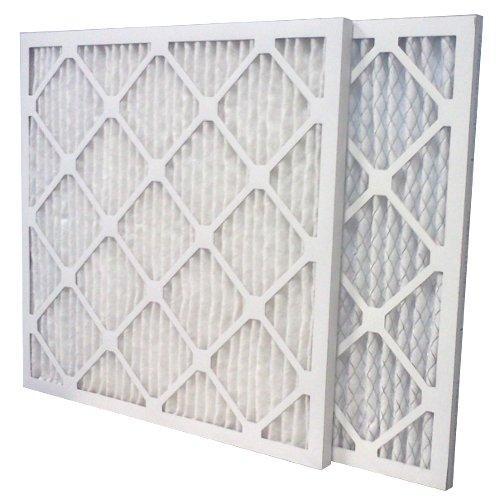 18x20x1 Standard Capacity Merv 13 Pleated Air Filter Case