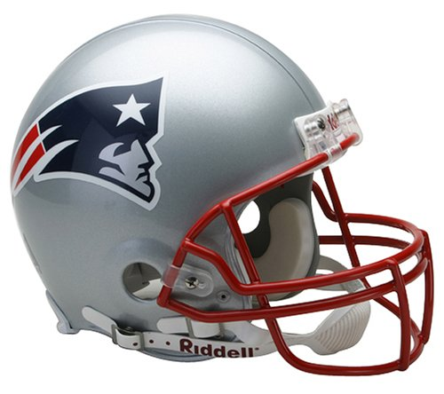 England Patriots Proline Football Helmet Coupons