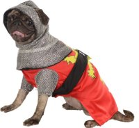 Knight Armor for Dogs, Cats, and Mice: Halloween Costumes ...