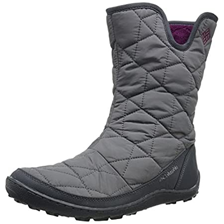 1567081 Columbia Women's Minx Slip II Omni Heat A slip on silhouette that is easy to weat and offers great function and style.