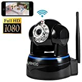 Uokoo 1080p WiFi Security Camera - Watch Your Home from Anywhere