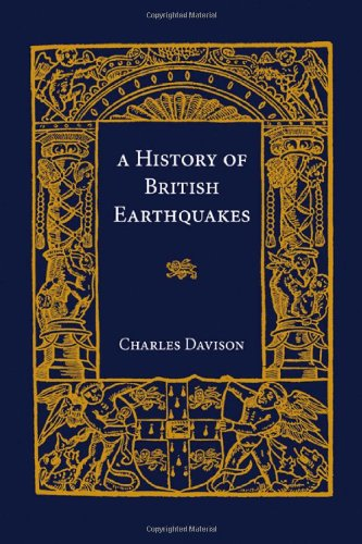 A History of British Earthquakes