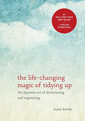 Marie Kondo - The Life-Changing Magic of Tidying Up epub book