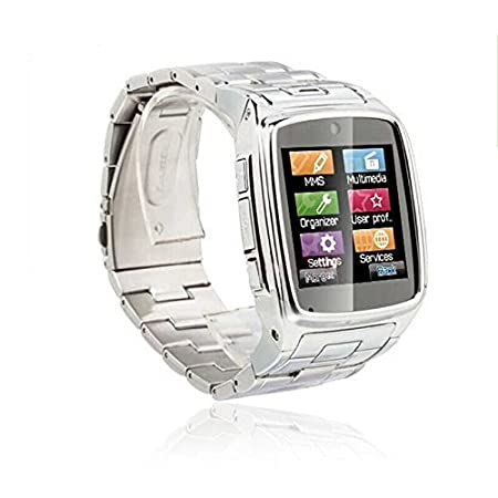 Color:Silver Features Overview: 1. Incoming call reminder. 2. Incoming call phone No. and name display 3. Synchronous phone book dial directly 4. SMS synchronous display (only for android phone) 5. Clock LED display 6. Mobile phone lost...