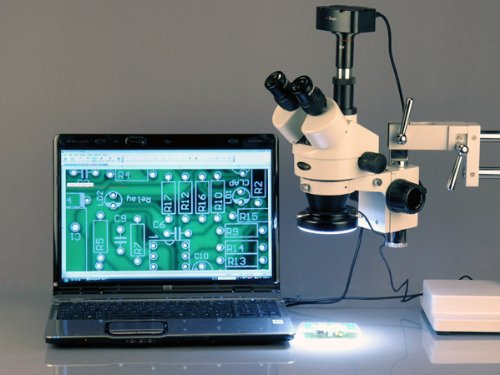 AmScope 3 5X 90X Magnification Microscope Digital Coupon Code