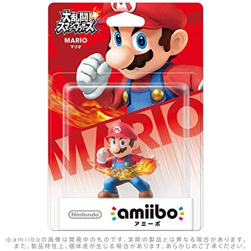 amiibo マリオ(大乱闘スマッシュブラザーズシリーズ)
