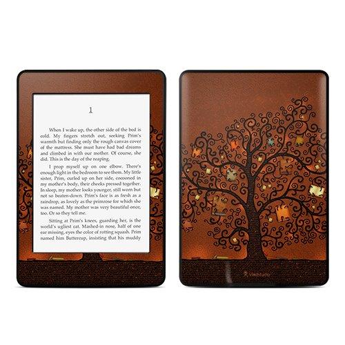 DecalGirl スキンシール Kindle Paperwhite専用スキン - Tree of Books