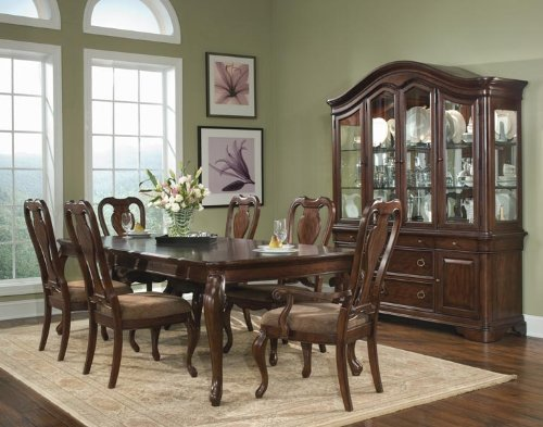Image of Legacy Classic 800-370-372 Heritage Court Buffet and China Hutch (800-370-372)
