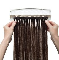 Hair Works 4-in-1 Hair Extension Style Caddy - Lightweight ...
