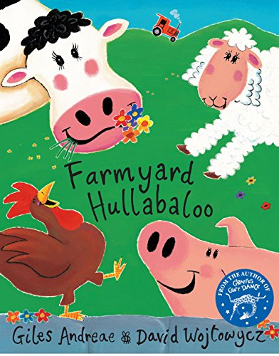Farmyard Hullabaloo (English Edition)