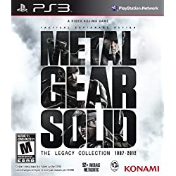 by Konami  Platform:   PlayStation 3 Release Date: July 9, 2013  Buy new: $49.99  $49.96