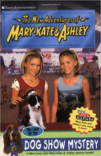 The New Adventures of Mary-Kate \ Ashley Books - #41 The Case of - pet poster