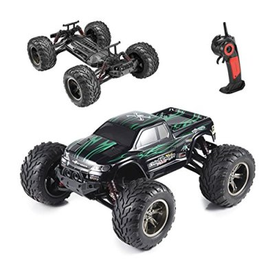Hosim-S911-112-2WD-33MPH-High-Speed-Remote-Control-Off-Road-Cars-Classic-Toys-Hobby-Green