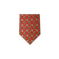 Baseball Diamond Silk Tie Clothing on PopScreen