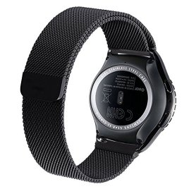 Cbin-Samsung-Galaxy-Gear-S2-Classic-Smartwatch-Band-Stainless-Steel-Fully-Magnetic-Closure-Milanese-Bracelet-SM-R7320-SM-R732
